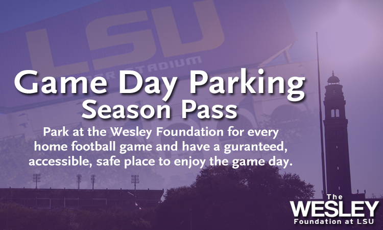 Game Day Parking