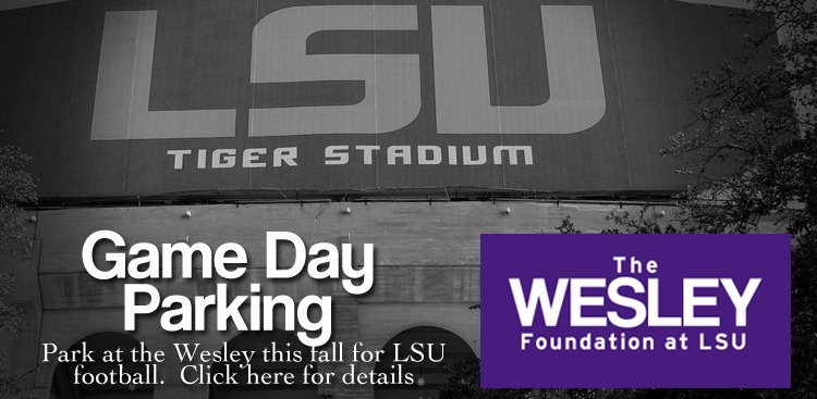 Football Gameday Parking