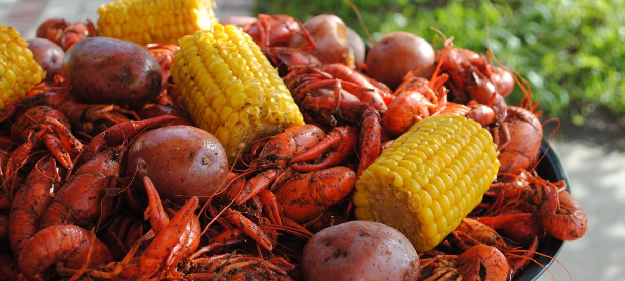 2018 Alumni Crawfish Boil Tickets